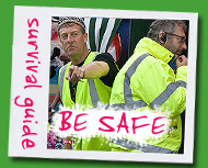 Be safe at Maindee Festival - survival guide