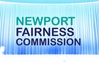 Fairness Commission logo